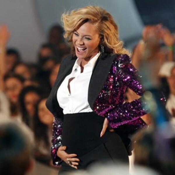 Embarazo Beyoncé MTV Beyonce