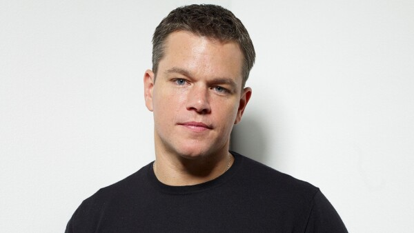 Matt Damon.