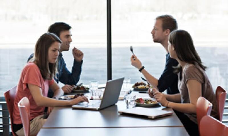 El 50% de los 'millennials' indicó que les gustaba hacerse notar. (Foto: Getty Images)