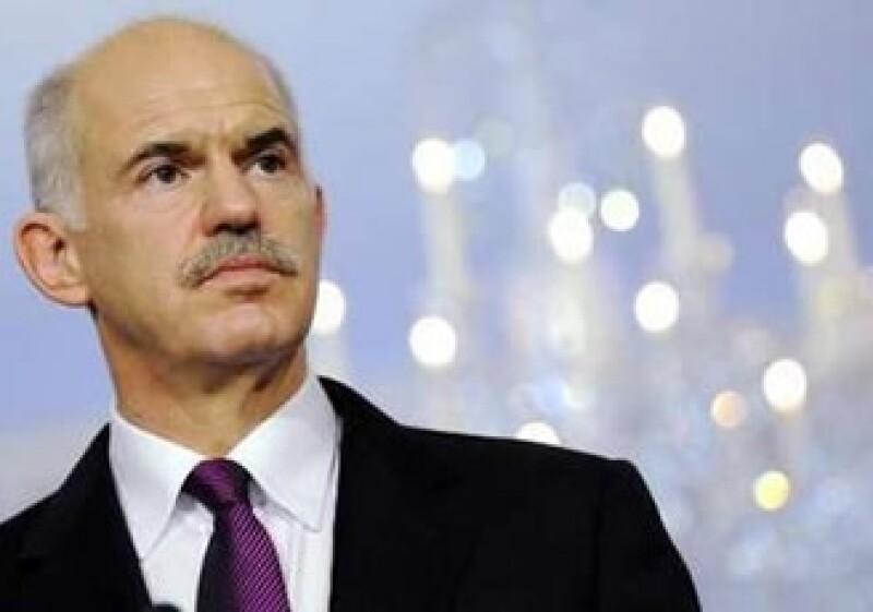 El primer ministro griego George Papandreou expondrá los planes para la reforma económica de Grecia. (Foto: Reuters)