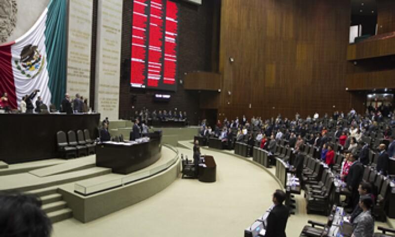 A más tardar el 19 de septiembre se entregará la información a las otras comisiones legislativas que participan en el proceso. (Foto: Notimex)