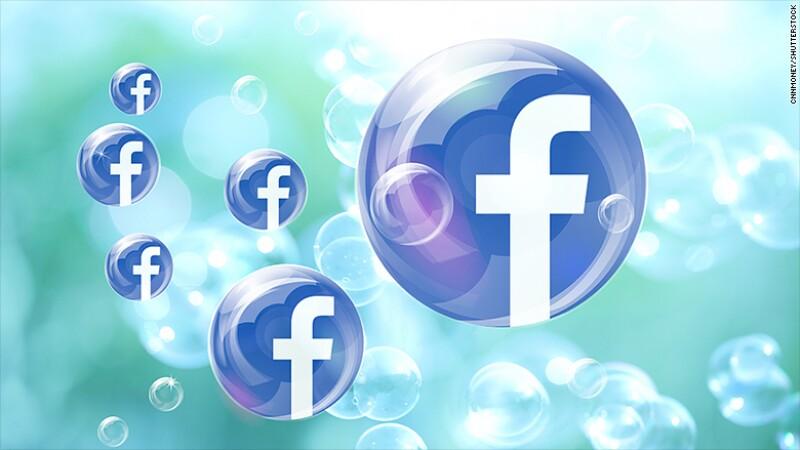 La 'burbuja' de Facebook
