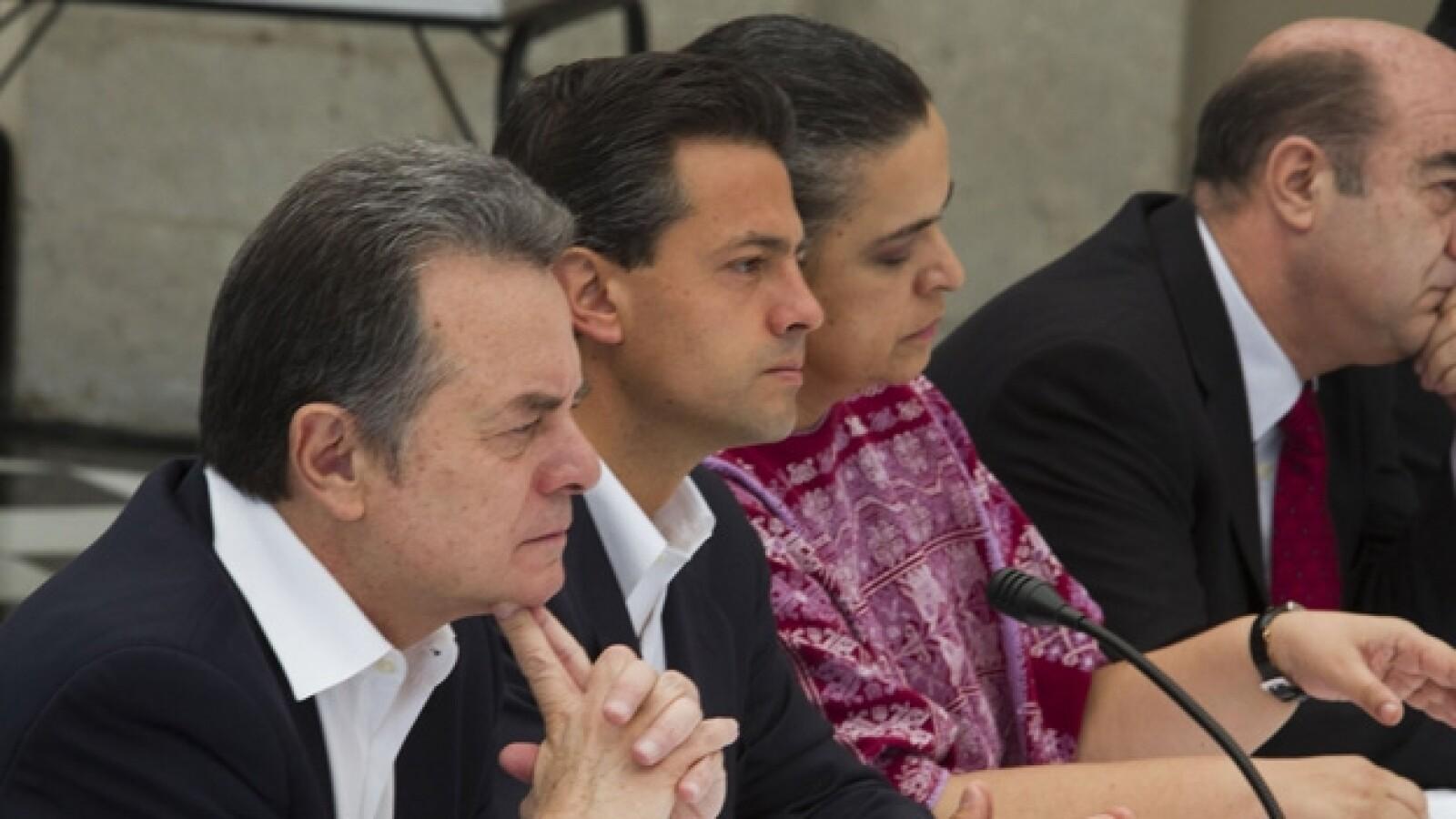 Enrique Peña/Movimiento por la Paz