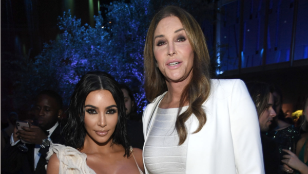 Kim Kardashian y Caitlyn Jenner