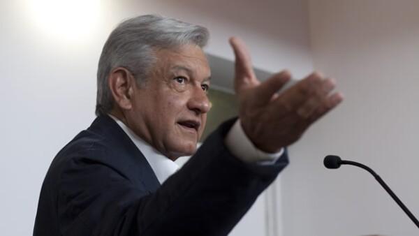 López Obrador conferencia