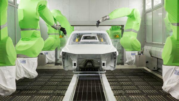 Planta de Audi en M�xico 3