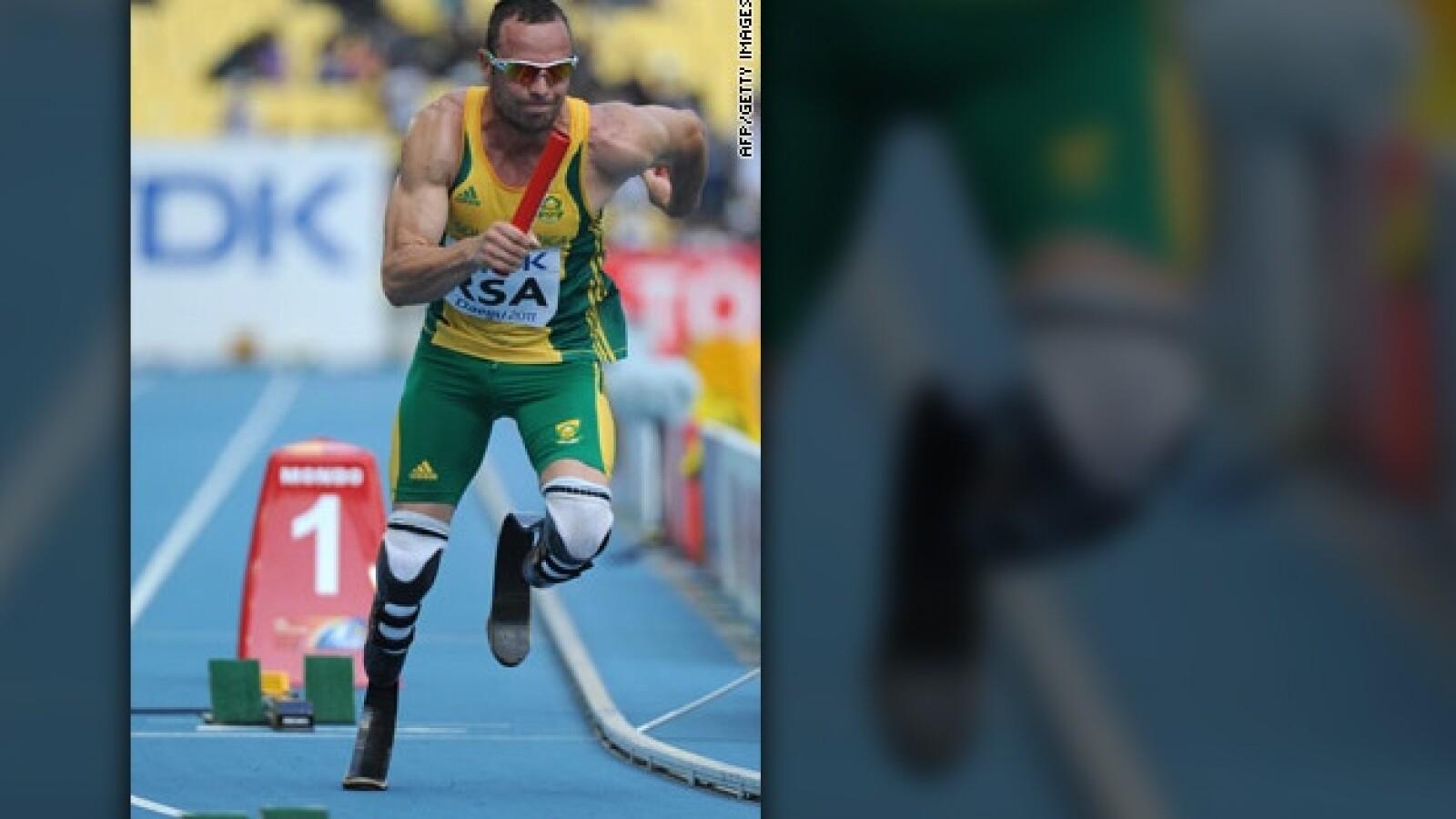 oscar pistorius atleta discapacidad