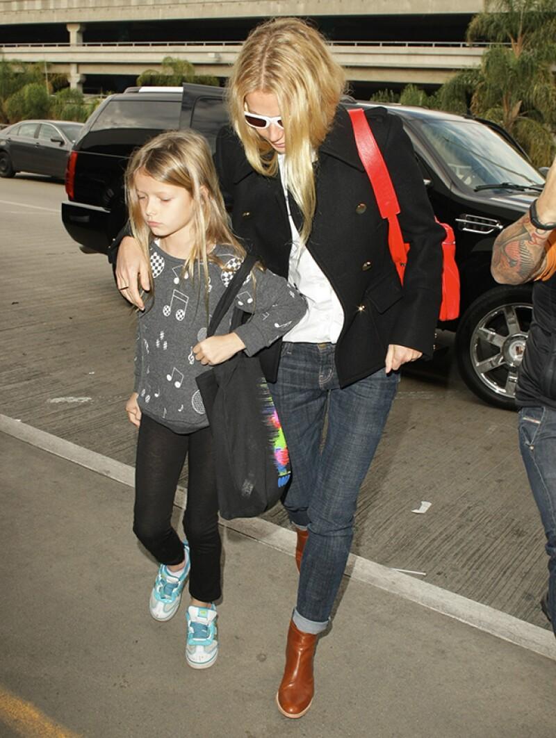 Apple les pareció a Gwyneth Paltrow y Chris Martin el mejor nombre para su hija.