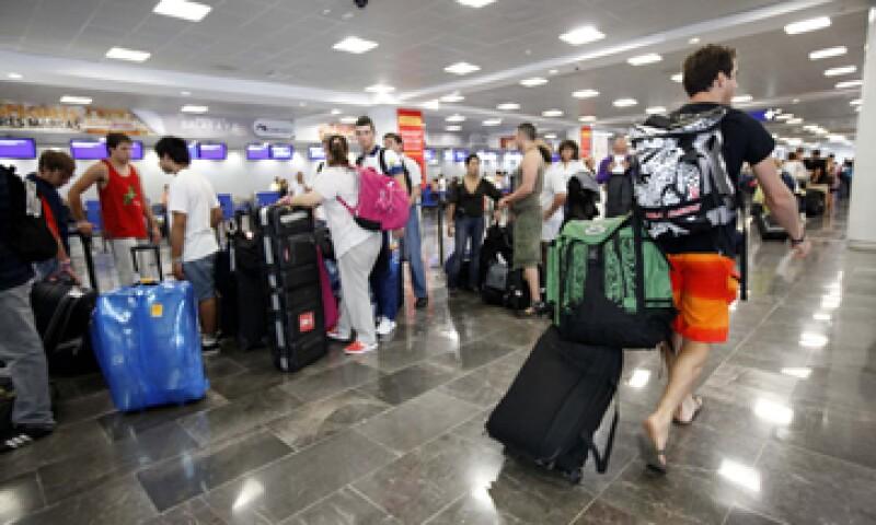Los vuelos afectados corresponden a las empresas Interjet, Volaris y Aeroméxico. (Foto: Notimex)