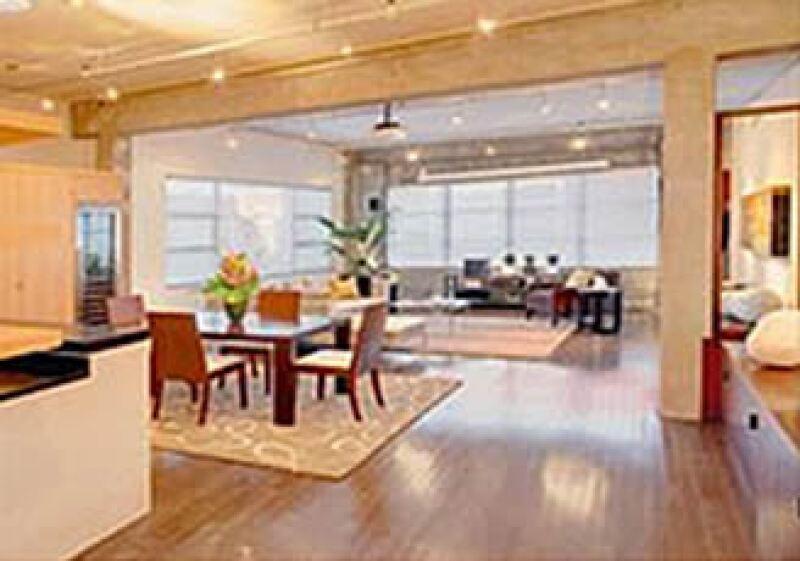 El departamento de 166 m2 tiene un costo de 1.49 millones de dólares.  (Foto: Cortesía CNNMoney.com)