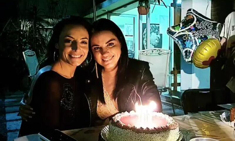 Marimar Vega y Maite Perroni