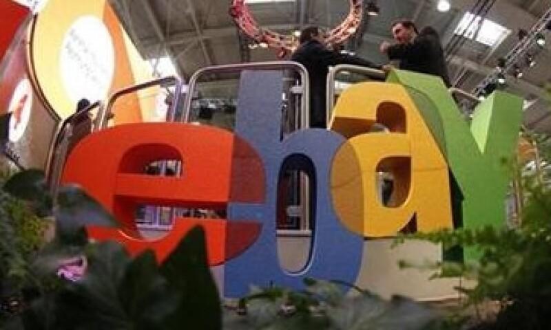 Los títulos de eBay cerraron este miércoles con una ganancia de 3.56%, a 40.46 dólares por acción. (Foto: Reuters)