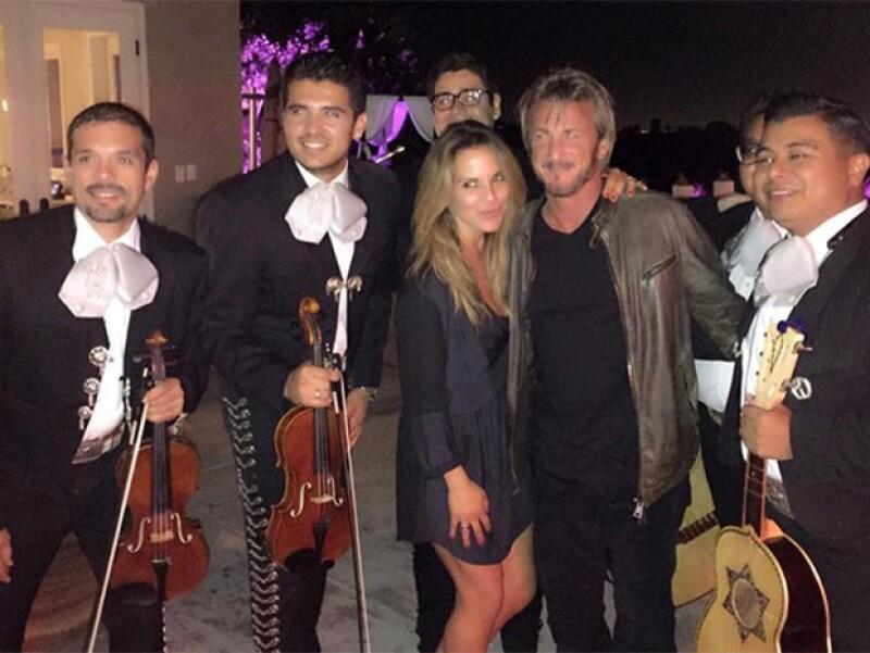 Fue en su mansión donde Kate y Sean Penn celebraron a ritmo de mariachi tras su encuentro con Guzmán Loera.