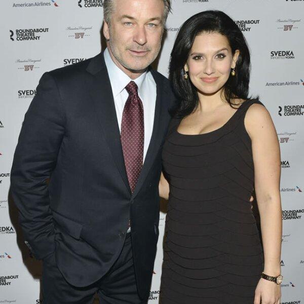 Próximamente Alec y Hilaria Baldwin se convertirán en papás, él a sus 54 años y ella, 28.
