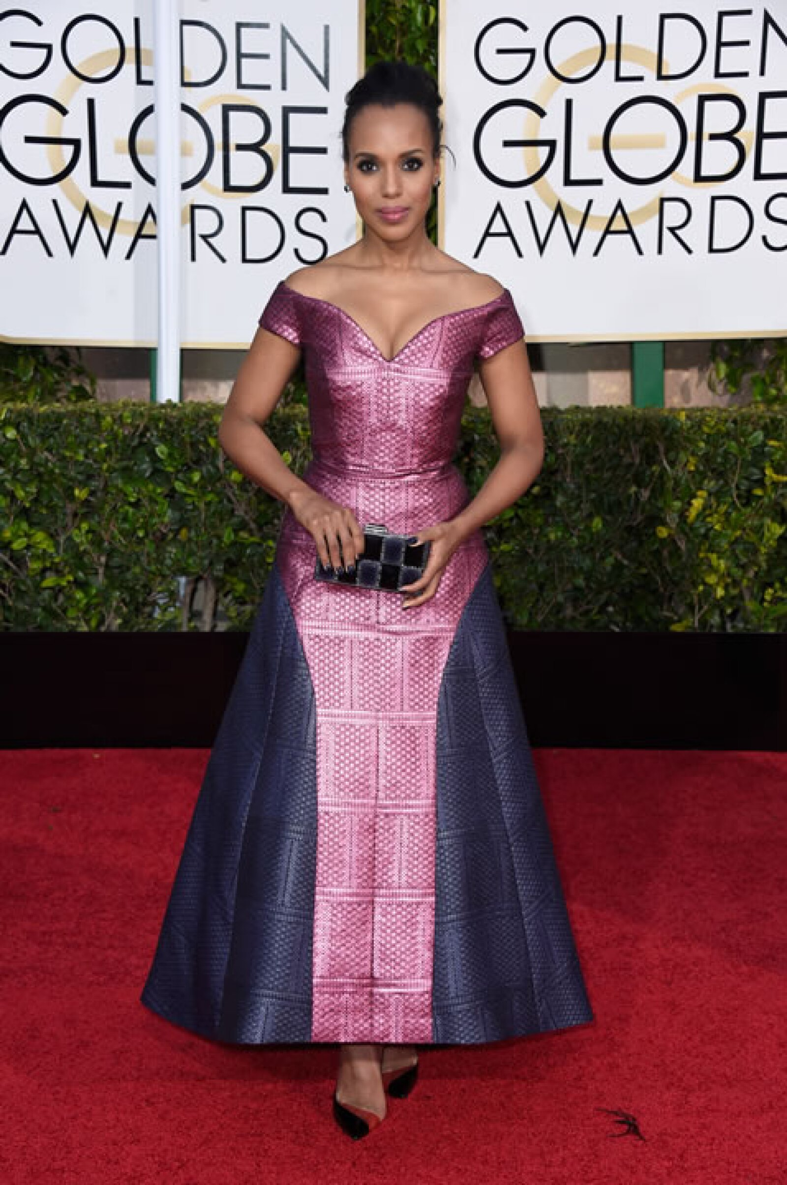Kerry Washington en Mary Katrantzou.