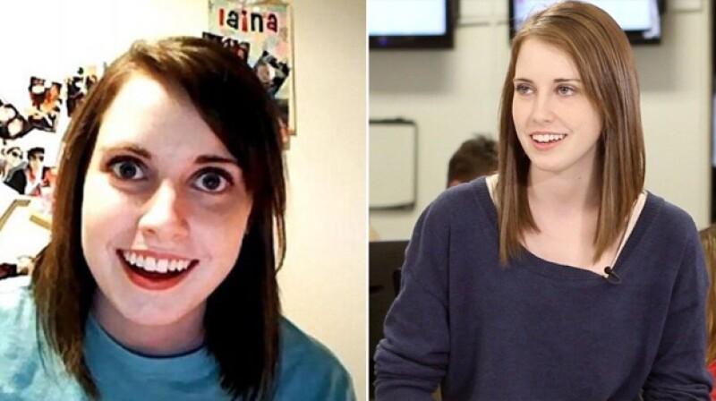 El antes y después de La Novia Psicópata.