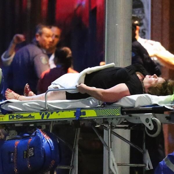 Sydney liberacion rehenes