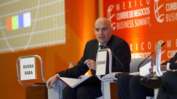 El director general de Grupo Expansión se integró a los foros que buscan el desarrollo de alianzas estratégicas entre empresarios, representantes de Gobierno, académicos y sociedad civil.