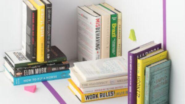 Elige tu categoría y obten tus libros. (Foto: Ana Blumenkron )