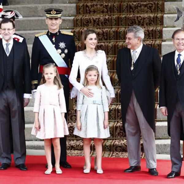 La princesa Leonor y la infanta Sofía se han comportado a la altura.