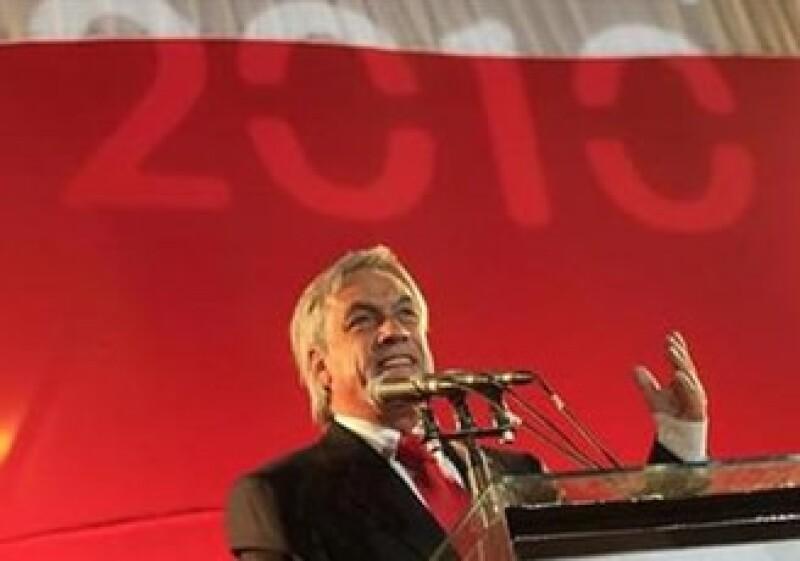 Sebastián Piñera, de 60 años, es dueño de una fortuna valuada en más de 2,200 millones de dólares. (Foto: Reuters)