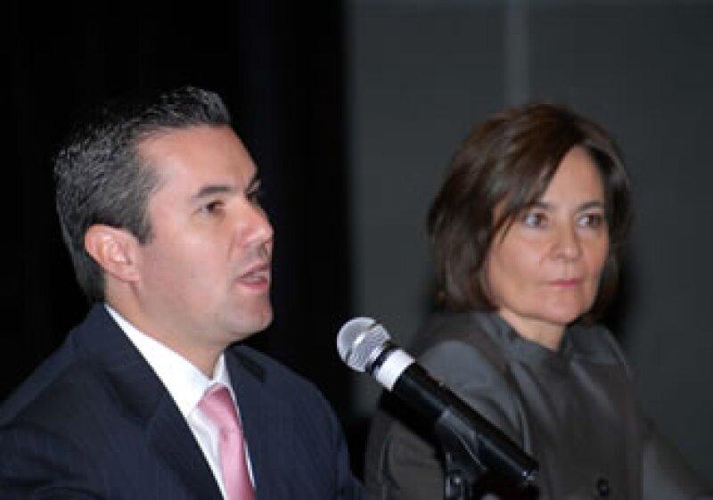 Miguel Ángel Toscano era titular de la dependencia desde el 31 de marzo de 2008. (Foto: Notimex)