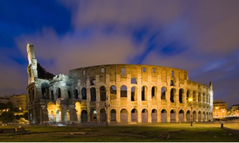 El riesgo país de Italia es 3.35 veces mayor al de México. (Foto: Thinkstock.)