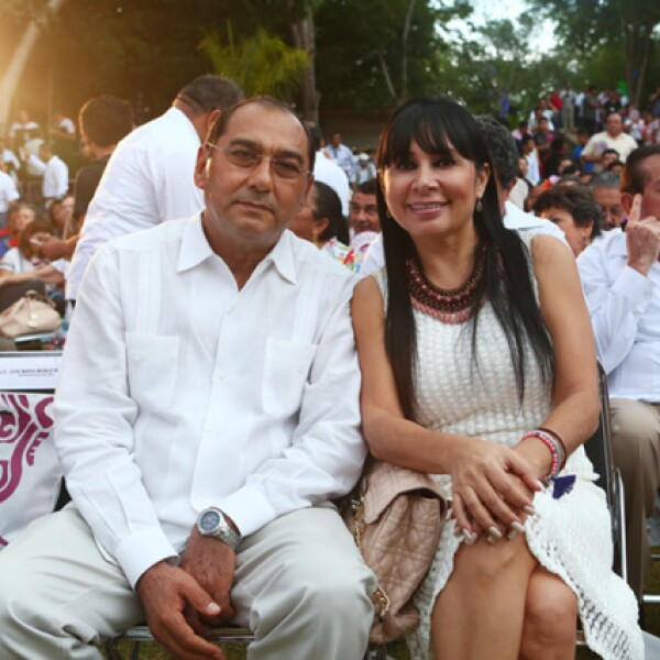 Raul Godoy y Leticia Segura de Godoy