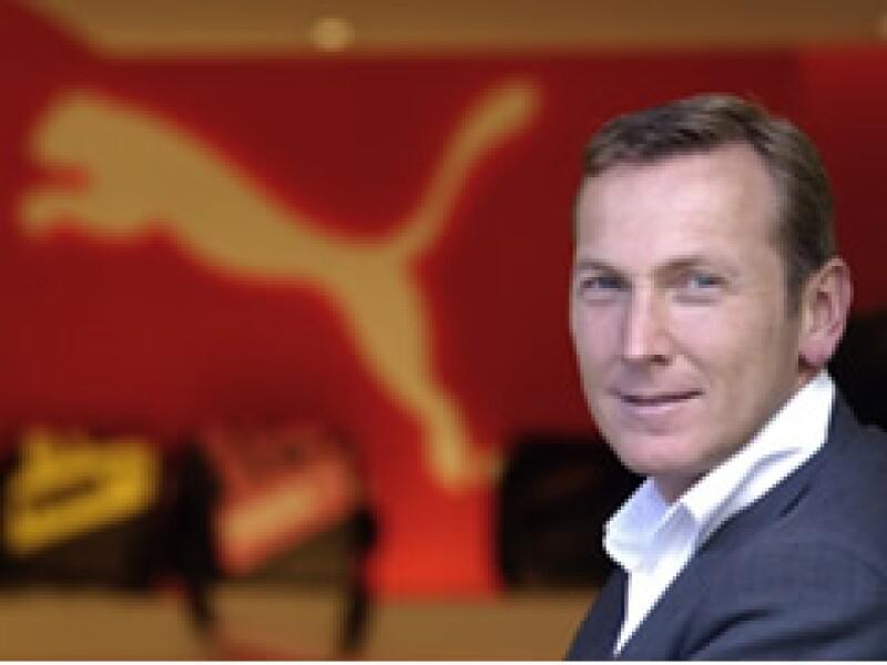 Jochen Zeitz es un amante del deporte, en especial del fútbol soccer. (Foto: Cortesía)
