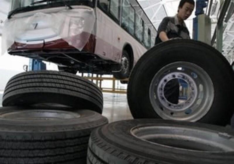 EU endureció sus medidas contra las llantas chinas. (Foto: AP)