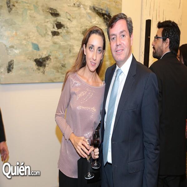 Jimena Vera,Alejandro Vera