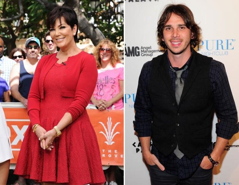 """De acuerdo con Us Magazine, la manager del clan Kardashian está saliendo con otra estrella de reality show, se trata de Ben Flajnik, quien fue el """"Bachelor"""" de la temporada 16."""