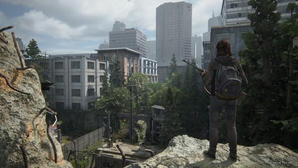 Luego de seis años  llega al PS4 The Last of Us  Part II