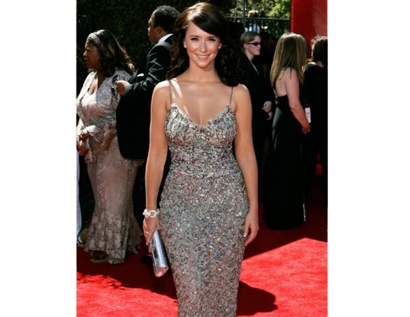La actriz siempre ha mostrado sus curvas con estilo.