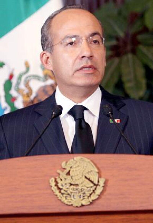 El presidente de México eligió a Fernando Francisco Gómez Mont como secretario de Gobernación.