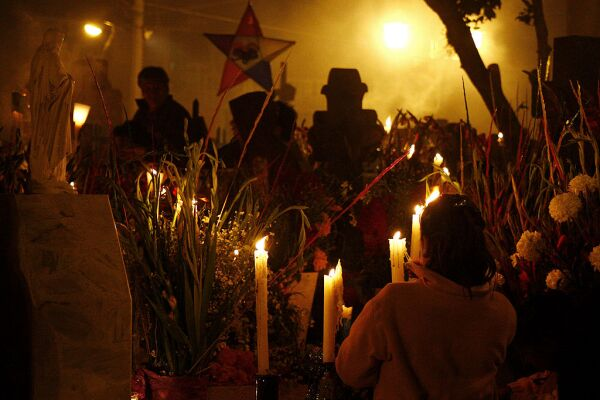 Day of the Dead Celebrations In Mexico