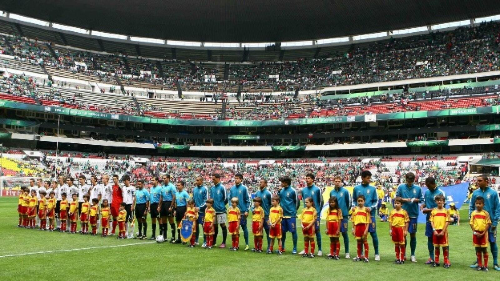 Todo listo para disputar la final del mundial Sub 17