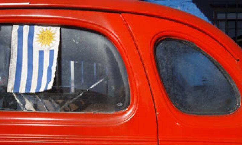 La economía de Uruguay ocupa el octavo lugar entre las naciones que integran Sudamérica. (Foto: Getty Images)
