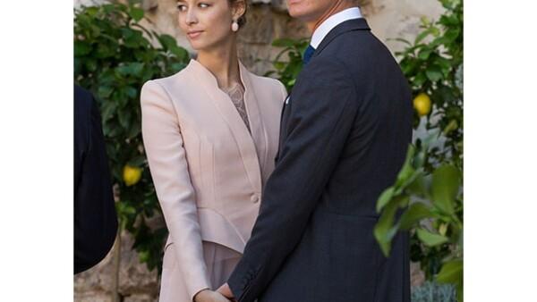 Este fin de semana se llevó a cabo la concurrida ceremonia religiosa de la pareja real, luego de celebrar el martes pasado su compromiso por lo civil.