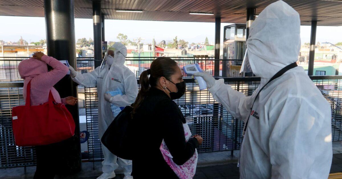 COVID-19: México supera 70,000 casos y suma más de 50,000 en lo que va de mayo
