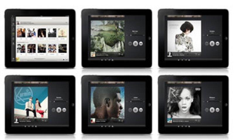 En una primera etapa los servicios de música en streaming de Spotify serán extendidos a Yahoo. (Foto: AP)