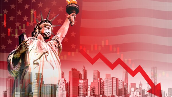 PIB Estados Unidos coronavirus