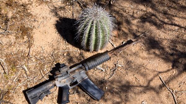 mexico violencia armas delincuencia inseguridad