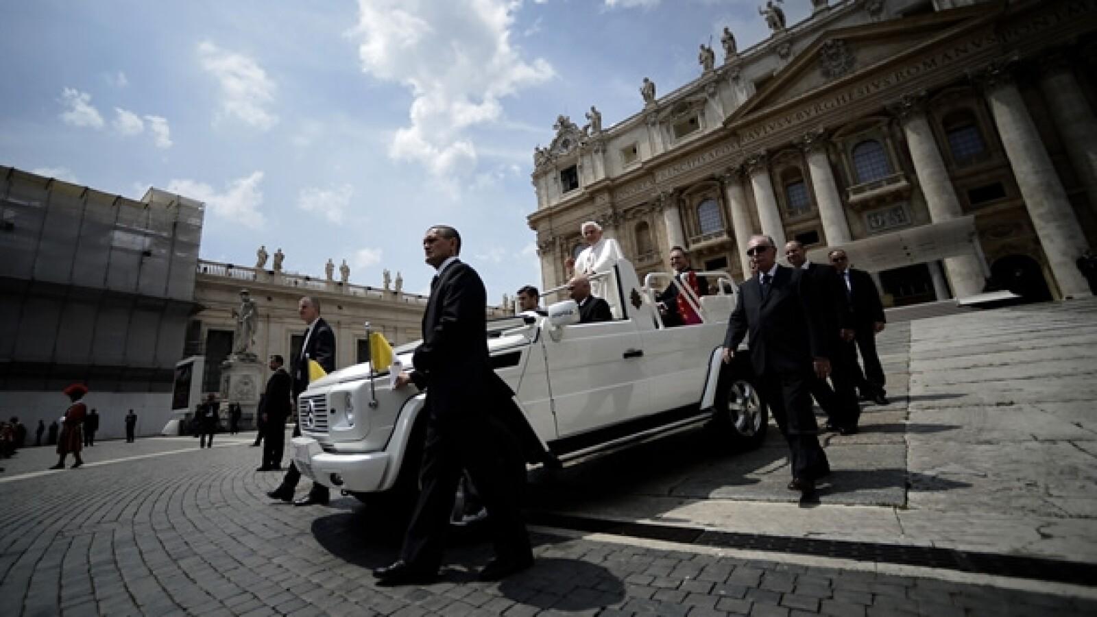 vaticano, filtraciones, papa, benedicto