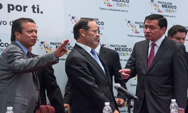 El PAN señaló que los problemas electorales de este 7 de julio pueden dañar al Pacto por México. (Foto: Cuartoscuro)
