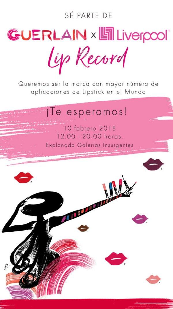 Guerlain-lip-record-invitación