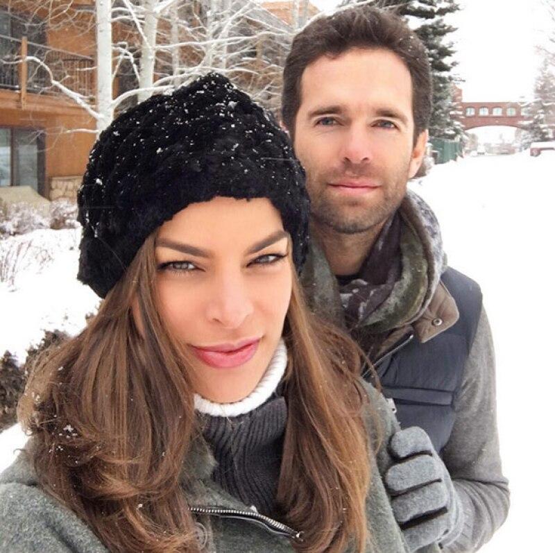 Bárbara y Alejandro se casarán el 6 de febrero en Los Cabos.