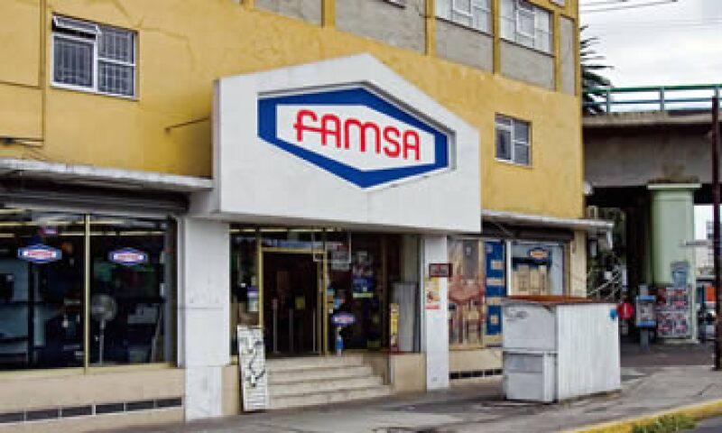 Grupo Famsa decidió cerrar tiendas improductivas en Estados Unidos y México para poder impulsar otros negocios como Banco Famsa. (Foto: Ernesto Ramírez)