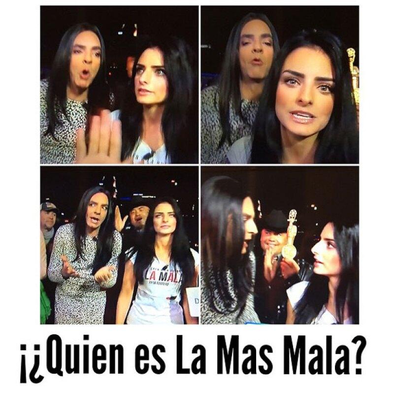 Hasta el momento A la Mala ha tenido bastante éxito en México después de una semana de su lanzamiento.