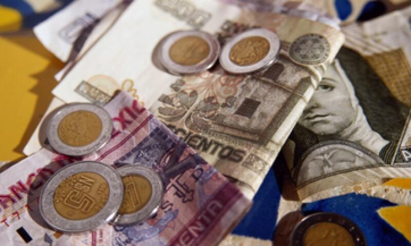 Antes de la apertura del mercado, el peso llegó a ganar 0.47%. (Foto: Getty Images)